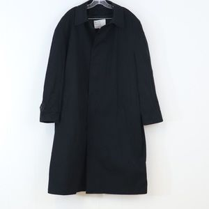 London Fog trench coat button down